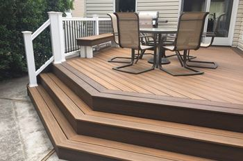 Sloping the Deck