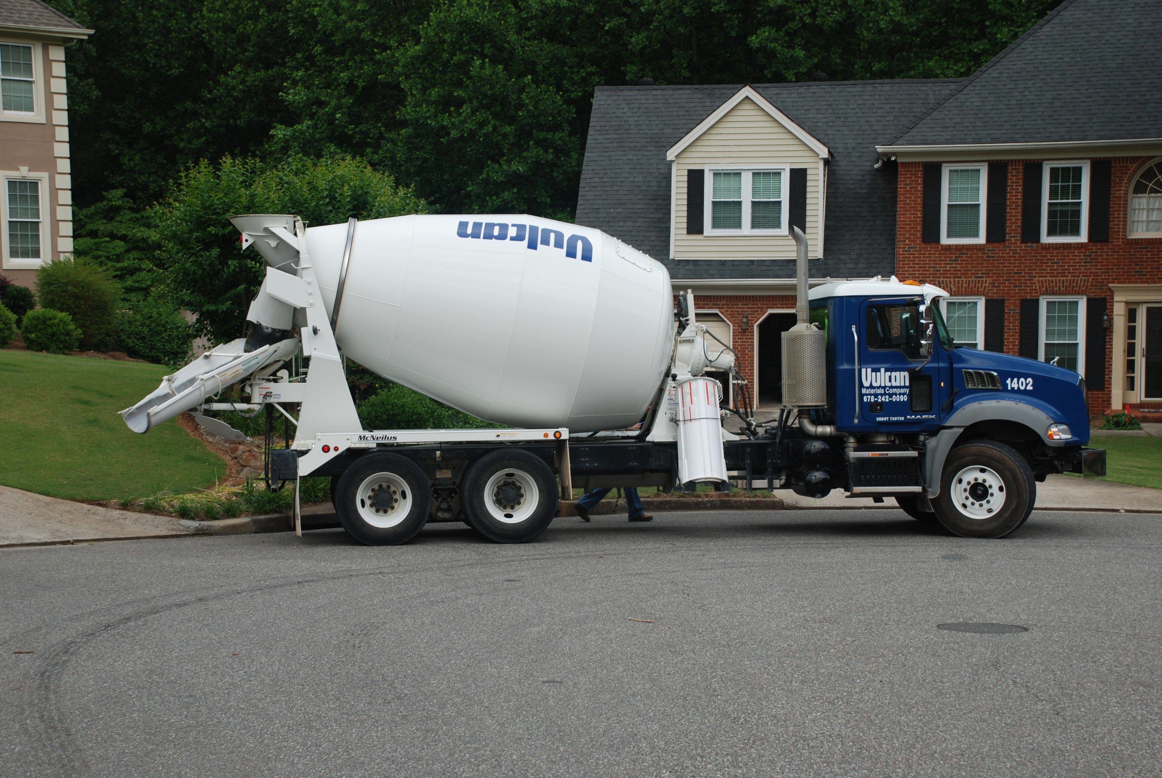 How to Buy Concrete: Hiring a Ready-Mix Truck | Decks.com
