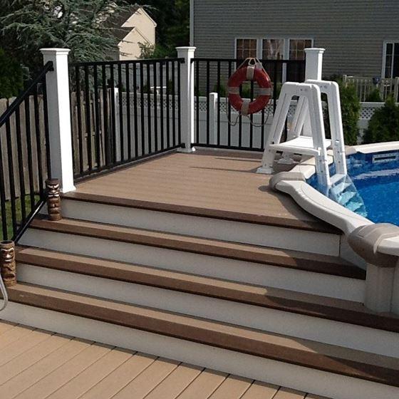 Deck Ideas Designs Pictures Photogallery Decks By Trex