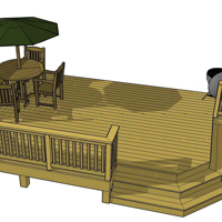 Resources For Building Your Deck How To S Deck Plans Decks Com By Trex